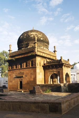 Tomb in Badami,Karnataka,India