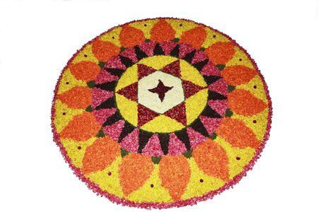Pukalam flower arrangement,Cochin Kochi,Kerala,India