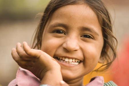 Girl  in Salunkwadi,Ambajogai,Maharashtra,India