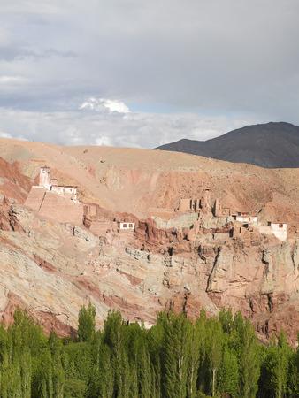 Basgo palace,Ladakh,Jammu and Kashmir,India Stock Photo - 85909522
