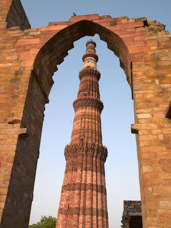minar: Qutub Minar,Delhi,India