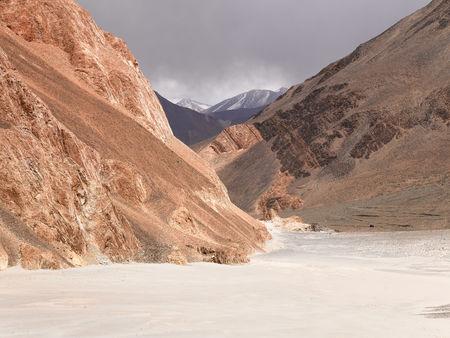 Himank valley leh to Pangong road,Ladakh,Jammu and Kashmir,India