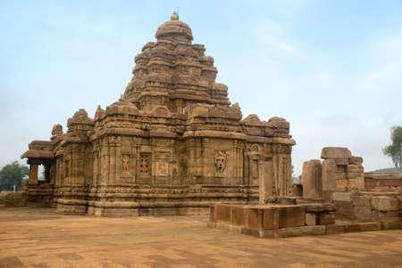 Patadakal Pattadakal temple complex,Bagalkot,Karnataka,India Banco de Imagens