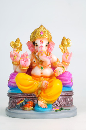 Statue of lord ganesh,India
