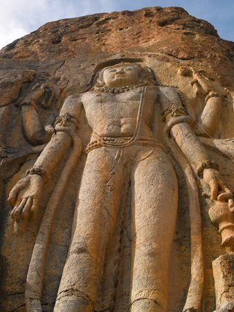 gods: Champa buddha mulberg,Kargil,Leh,Ladakh,Jammu and Kashmir,India
