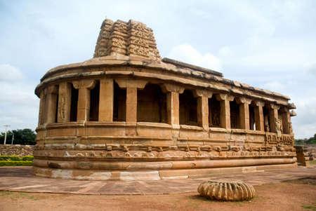 Durga gudi durga temple in Aihole temple complex,Bagalkot,Karnataka,India