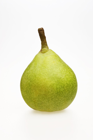 Green pear pyrus communis,India