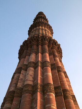 minar: Qutub minar,Delhi,India LANG_EVOIMAGES