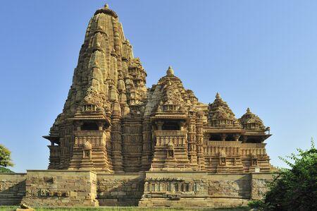Kandariya mahadeva temple khajuraho madhya pradesh india