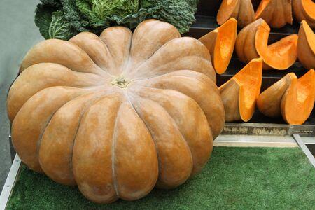 Pumpkin Vegetables India Stock fotó