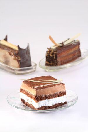 Swiss Chocolate Pastries