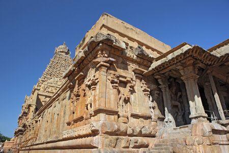 ブリハディーシュワラ寺院 Vishwakarmas タミル ・ ナードゥ州インド