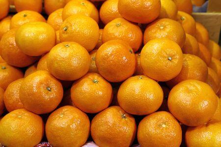 Orange Fruit India Stock fotó