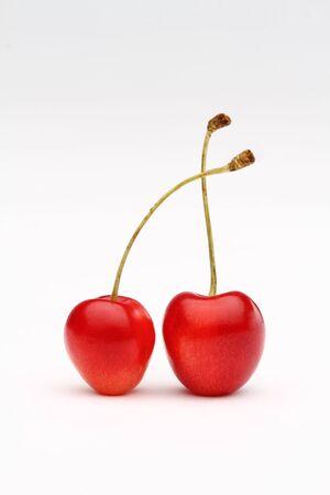 Cherries Fruits India Stock fotó