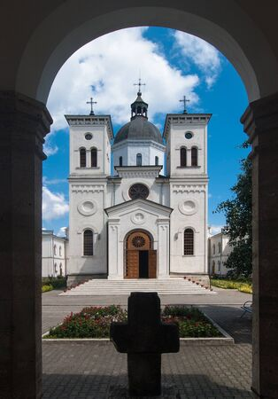monastic sites: The Bistrita Monastery, one of the most remarkable monastic sites in Wallachia, Romania