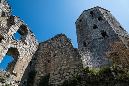 herzegovina: The castle of Pocitelj, Bosnia and Herzegovina