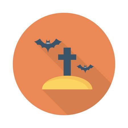 Friedhof Standard-Bild - 88335827