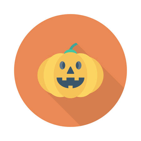 Pumpkin icon.