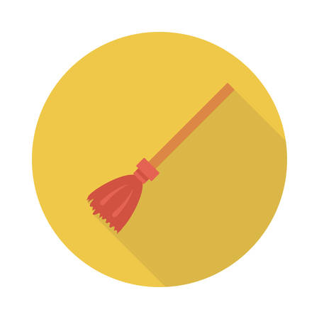 Broomstick icon.