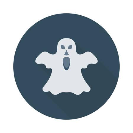Ghost icon. Ilustração