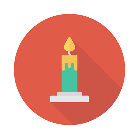 Candle icon.