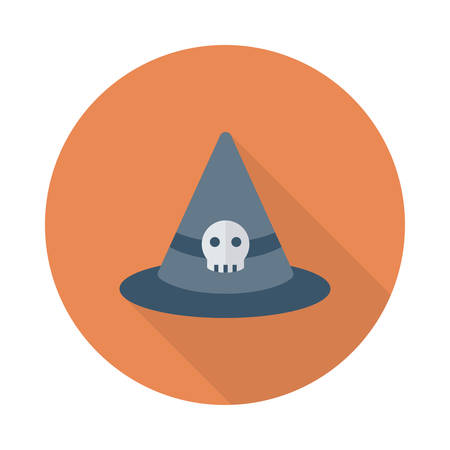 Witch hat icon.