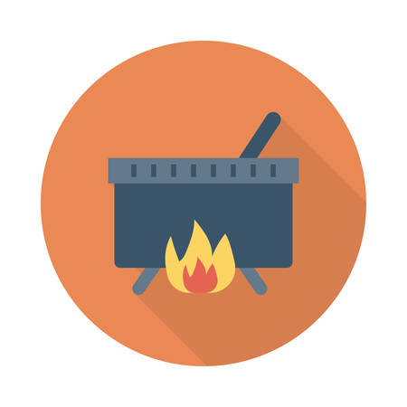 Burner icon.