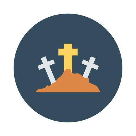 Tombstones icon.