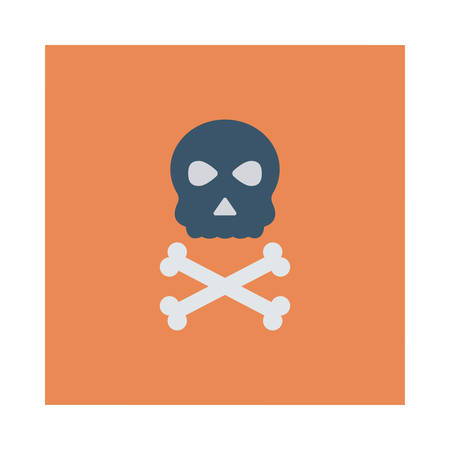 Skeleton icon.