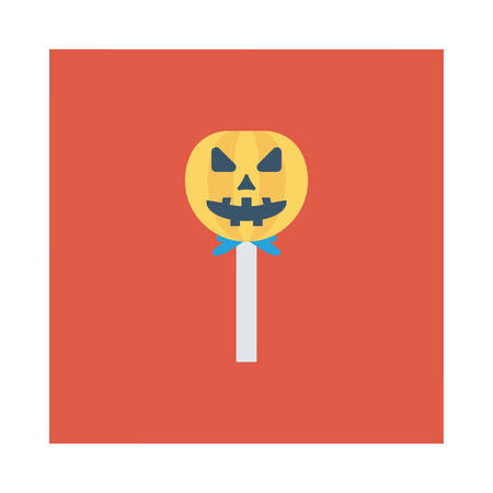 Halloween treat icon.