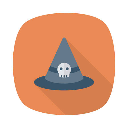 Halloween hat icon.
