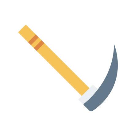 Scythe Halloween themed icon.
