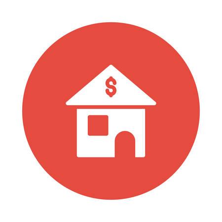 ドル記号の家