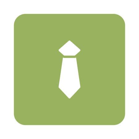 tie in vector illustration Illustration