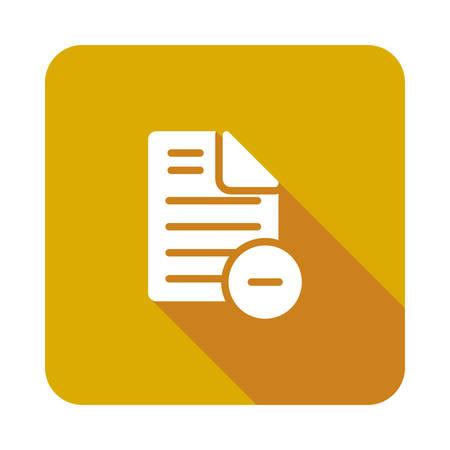 Confidential file illustration.