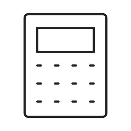 ベクトルイラストレーションの会計  イラスト・ベクター素材