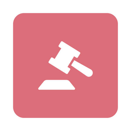 law in vector illustration
