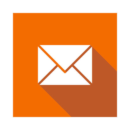 mail in vector illustration