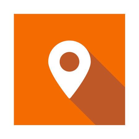 location in vector illustration