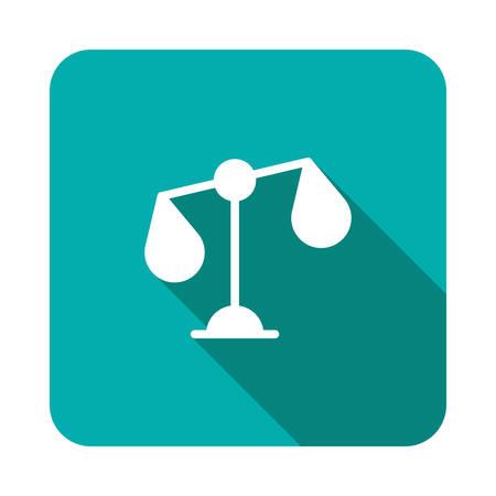 gerechtigheid Stock Illustratie