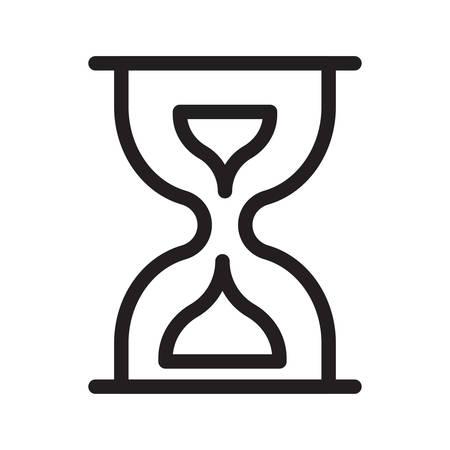 timer in vector illustration Ilustrace