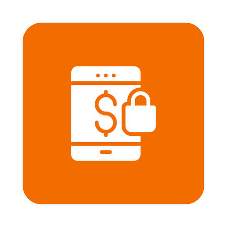 secure in vector illustration