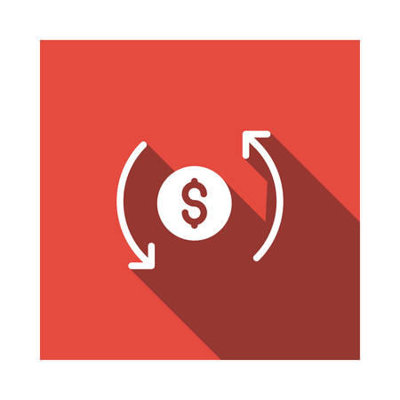 currency in vector illustration