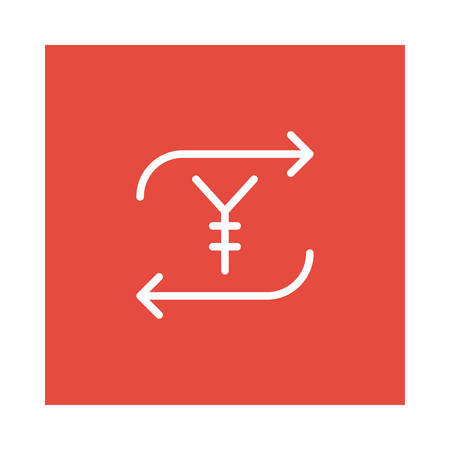 Currency icon. Ilustracja