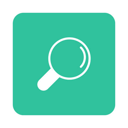 search in vector illustration