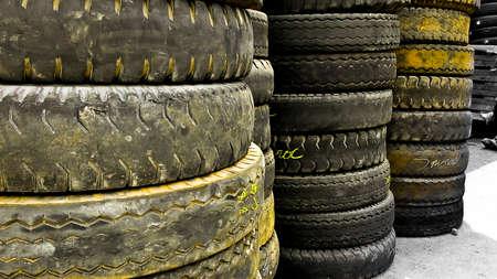 stocktaking: Huge Tyres