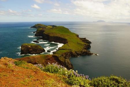 Ponta de Sao Lourenco, Madeira, Portugal photo