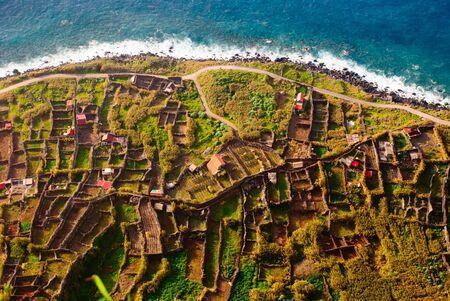 portugal agriculture: View on Achadas da Cruz, Madeira island, Portugal