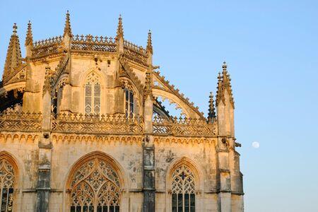 Batalha monastery, Detail, Portugal