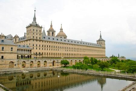 El Escorial monastery, Madrid, Spain Editorial